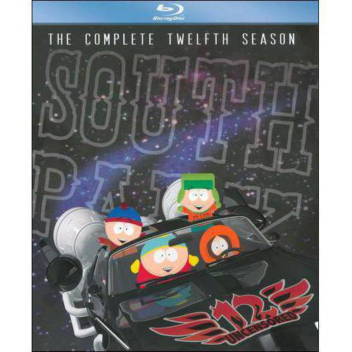 South Park: The Complete Twelfth Season (Uncensored) (Blu-ray) (Full Frame)