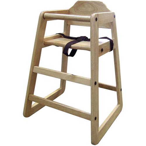 "Ore International 29"" Toddler Restaurant-Style Highchair"