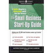 Small Business Start-Up Guide, The