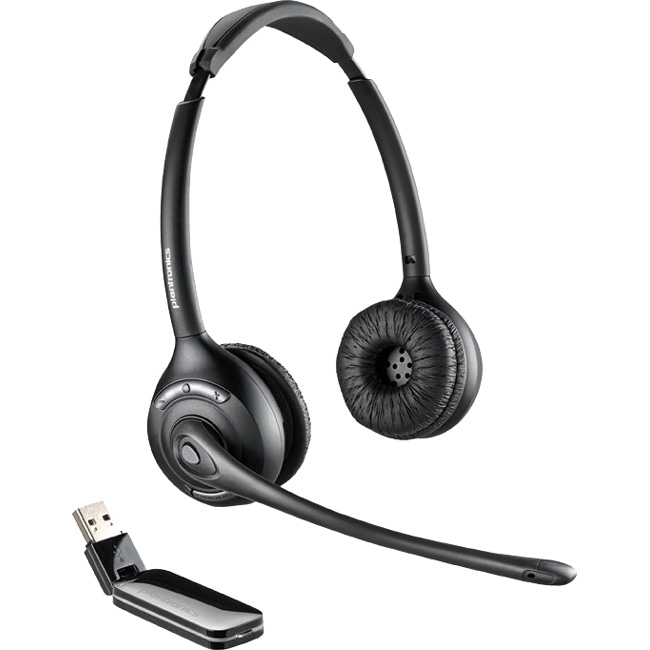 Plantronics W410-M Over-the-head Monaural Microsoft 8400701