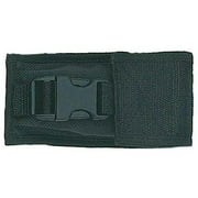 Joy Enterprises FP15535 Fury Tac Sheath with Velcro and Clip Folding Pocket Knife Pouch, Nylon Black, 4 7/8 to 5 .75""