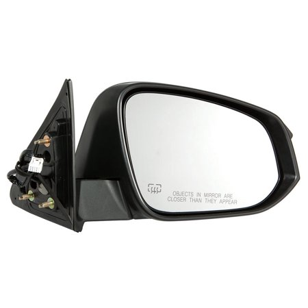 KarParts360: For 2014 2015 2016 TOYOTA HIGHLANDER Door Mirror - Passenger Side (Unpainted) - Power, Heated, , With Signal Indicator, Without Blind Spot Detection TO1321317 Heated Power Door Mirror