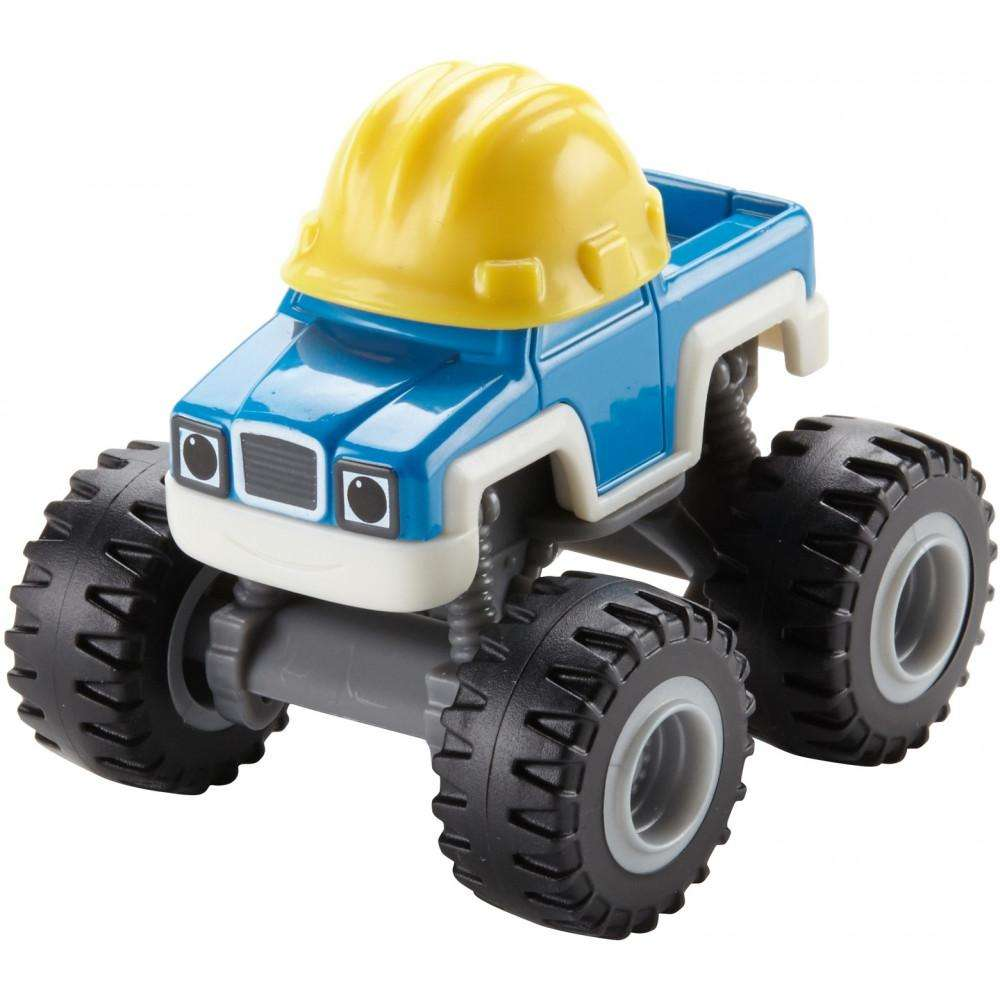Nickelodeon Blaze and the Monster Machines Worker Truck by FISHER PRICE