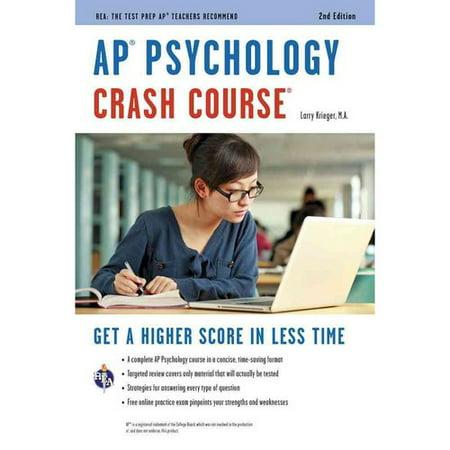 AP Psychology Crash Course by