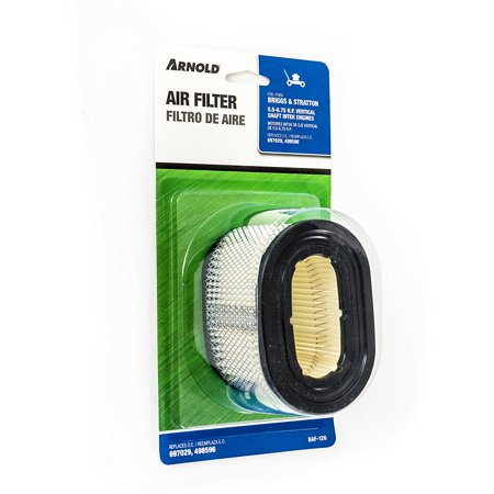 Briggs & Stratton BAF-126 Air Filter for 5.5-5.75 HP Vertical Shaft Engines, Replacement Air Filter..., By Arnold Ship from (Hp Vertical Shaft Engines)