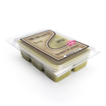 Tahoe Pine Wax Melts - Highly Scented - Made With Essential & Natural Oils - Clean Warmer Wax Cubes Collection
