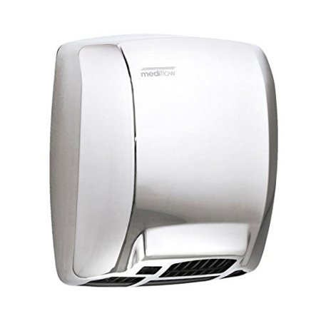 Saniflow M02AC Mediflow LogicDry Automatic Hand Dryer, 2.1 A - 19 A Power consumption,