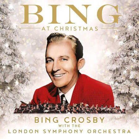 Bing at Christmas (CD) ()