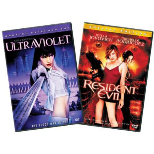 Ultraviolet (Unrated Extended Cut) / Resident Evil: Apocalypse (Widescreen)