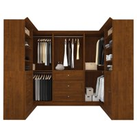 Versatile by Bestar 40875 108 in. Corner Storage Kit