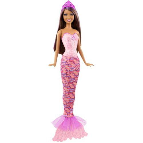 Barbie Mermaid Nikki Doll