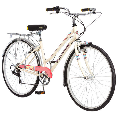 Schwinn Women's Wayfarer 700c Bicycle, Cream