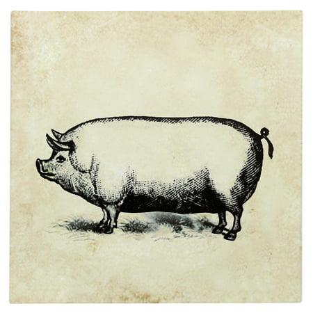 Barnyard Designs Fat Pig Retro Vintage Tin Bar Sign Country Home Decor 11