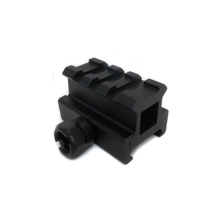 Medium Profile Picatinny Riser Mount for Red Dots and (Best Ar 15 Red Dot Optics)