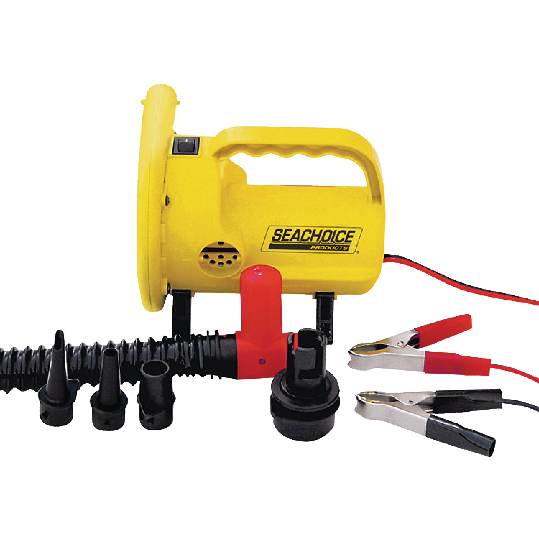 SeaChoice 86987 12V High Pressure Air Pump by Seachoice