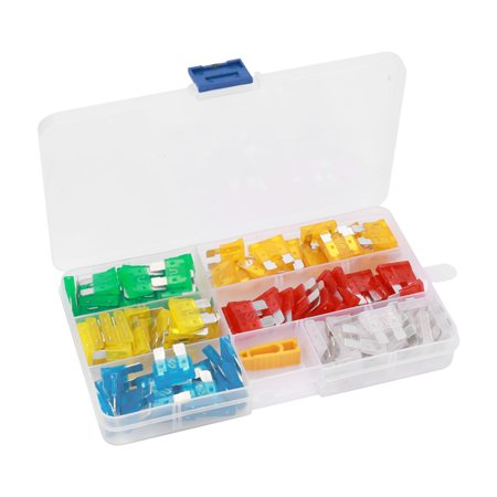Boat Truck Car Fuse Kit Cars Plug-in Replaced Fuses Box Set Auto Accessories - image 5 of 7