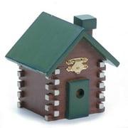 BestPysanky Wooden Cabin 4.25 Inches
