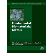 Fundamental Biomaterials: Metals - eBook