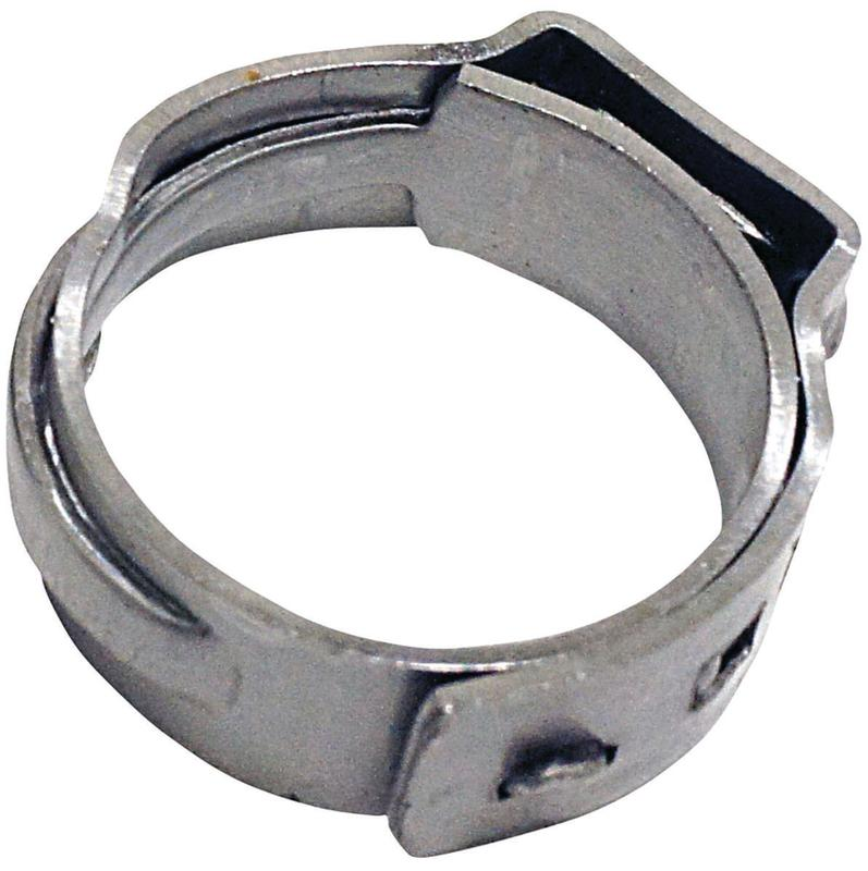 PINCH CLAMP PEX 1/2 INCH 10PK