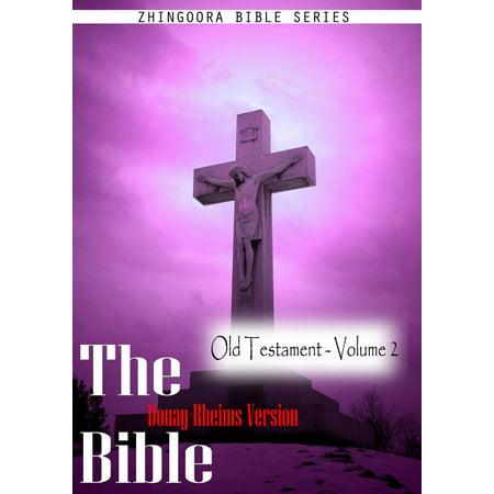 Holy Bible, Douay-Rheims, Old Testament - Part 2 -