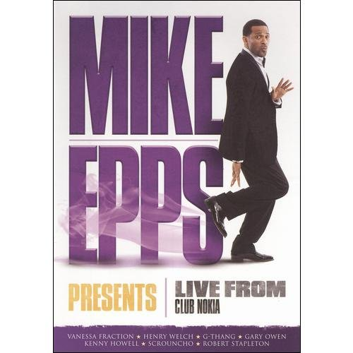 Mike Epps: Live From The Club Nokia (Widescreen)