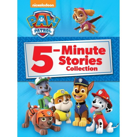 Paw Patrol 5-Minute Stories Collection (Paw Patrol) (Hardcover)