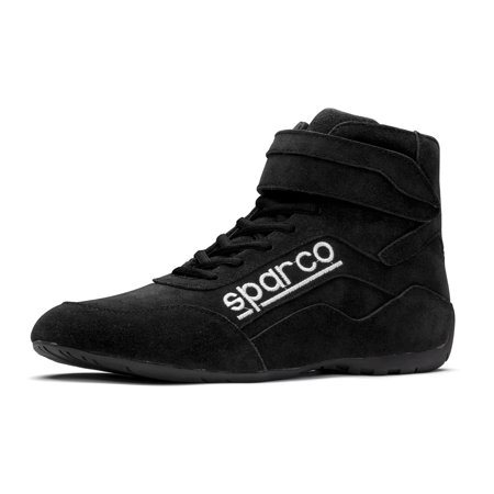 Sparco 001272013A Wide-Toe Racing Shoe, Blue, 13