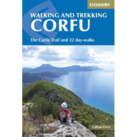 walking and trekking on corfu the corfu trail and 22 day walks