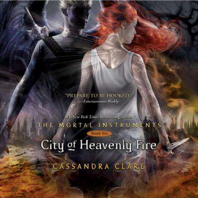 City of Heavenly Fire - Audiobook