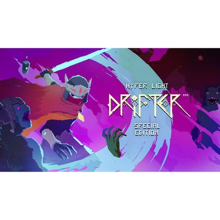 Hyper Light Drifter: Special Edition, Nintendo Switch, 045496596200
