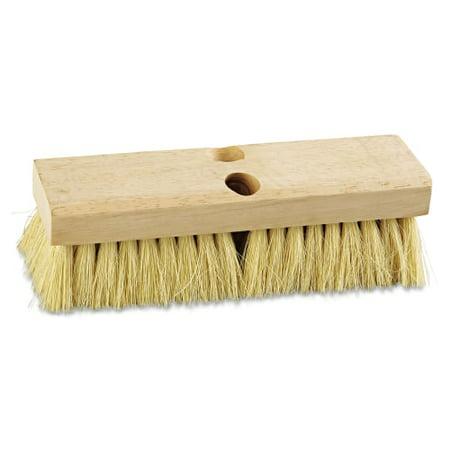Boardwalk Tampico Bristles Deck Brush Head Bristle Deck Brush