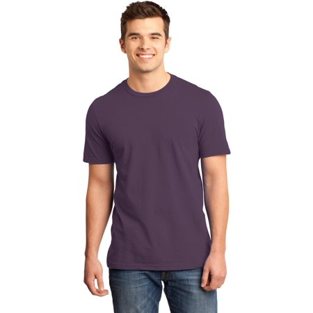 District® - Young Mens Very Important Tee®. Dt6000 Eggplant S - image 1 of 1