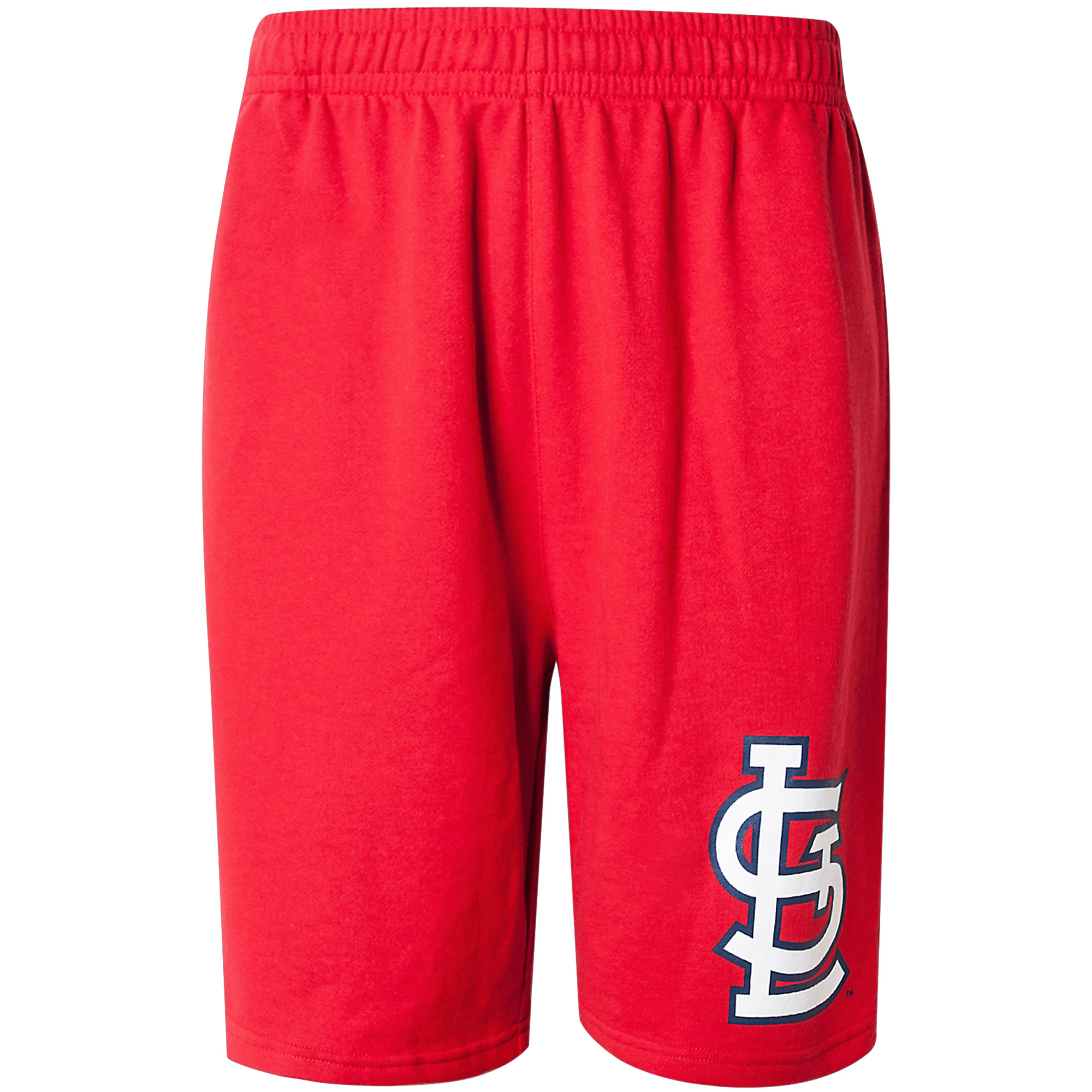 St. Louis Cardinals Concepts Sport Frontrunner Knit Jam Lounge Shorts - Red