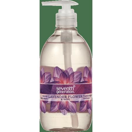 Martha Stewart Soap - (3 Pack) Seventh Generation Hand Wash Soap Lavender Flower & Mint 12 oz