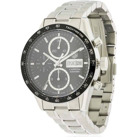 Tag Heuer Carrera Automatic Chronograph Men's Watch, CV201AG. BA0725