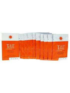 ($29 Value) Tan Towel Self-Tan Towelette, 10 each