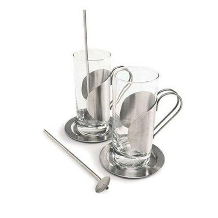Cuisinox FLA-1010 Set of 12 Mini Espresso Spoons (Cuisinox Set)