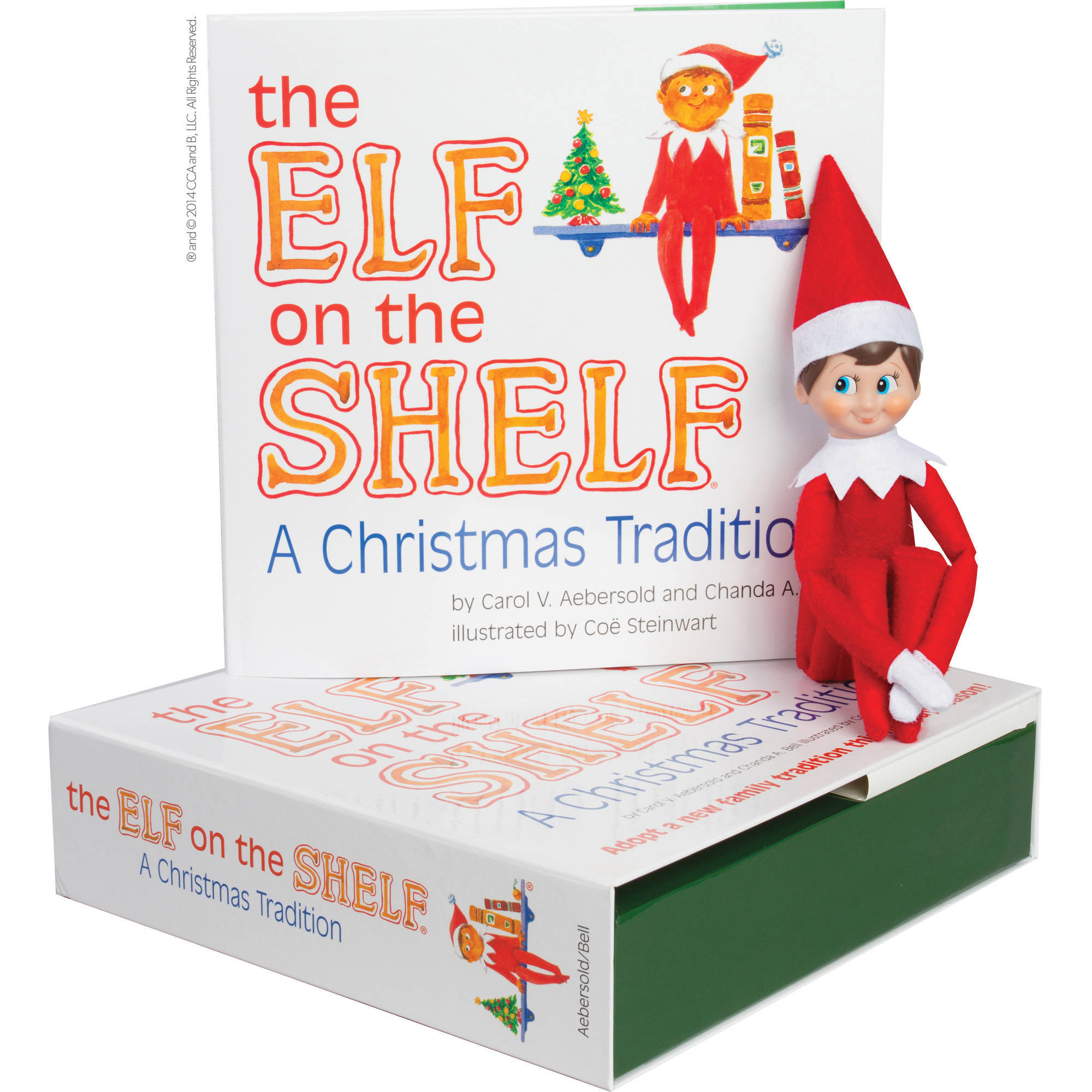 Elf on the Shelf Boy Light - Walmart.com