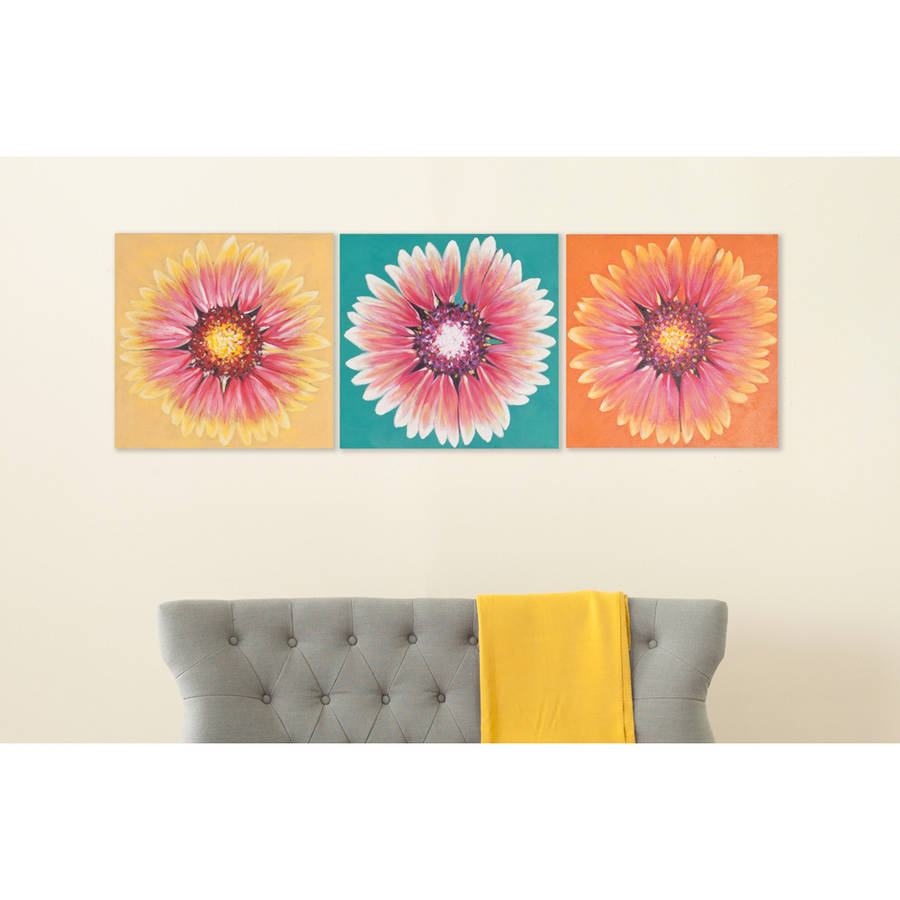 Safavieh Shasta Triptych Wall Art, Assorted