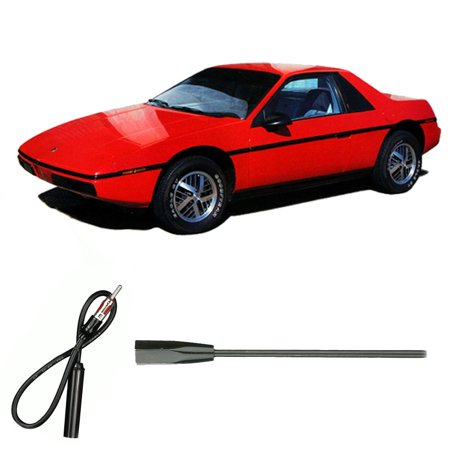 Pontiac Fiero Kit Car (Pontiac Fiero 1984-1988 Factory OEM Replacement Radio Stereo Custom Antenna Mast )