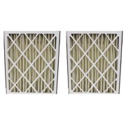 Crucial PK Ultravation Pleated Furnace Air Filter (Set of 2)