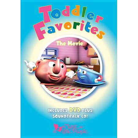 TODDLER FAVORITES: THE MOVIE [603497945146]