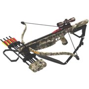 Inferno Heat Crossbow with Multi-Reticle Scope