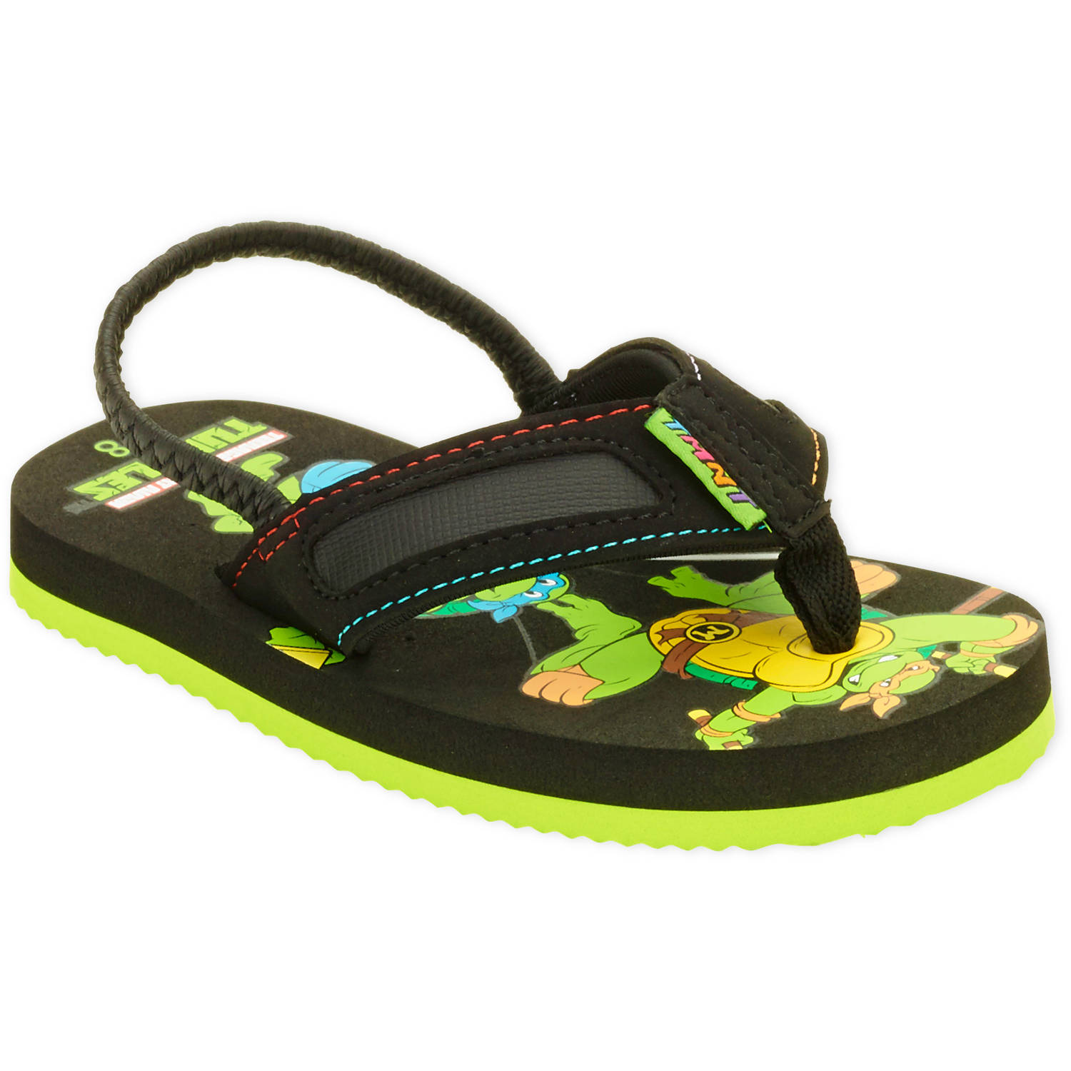 License Boys' Toddler Beach Flip Flop