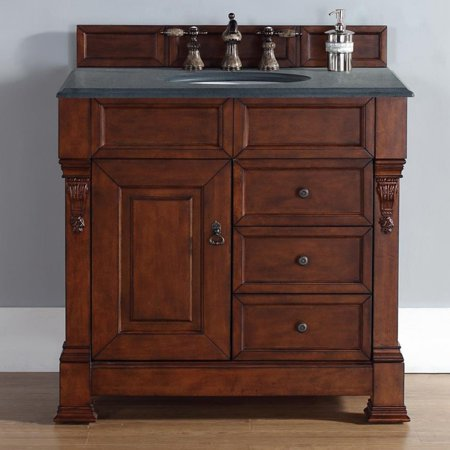 James Martin Brookfield 36 in. Single Bathroom Vanity with Drawers