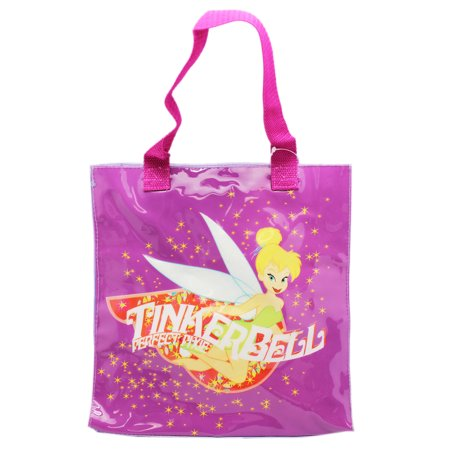 Disney's Tinker Bell Perfect Pixie Violet Small Vinyl Tote Bag](Tinkerbell Handbag)