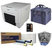 """Best Dye Sublimation Printers - DNP DS-RX1HS 6"""" Dye Sublimation Printer - Bundle Review"""