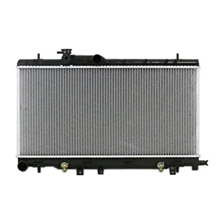 Radiator - Pacific Best Inc For/Fit 13051 02-07 Subaru Impreza Outback AT 2.5L w/o Turbo