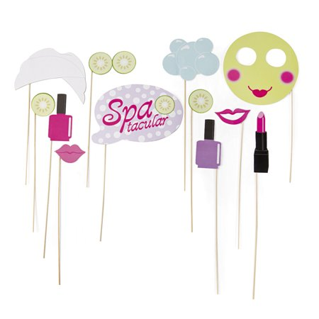 Spy Party (Cool Fun 13665983 Spa Party Photo Stick)
