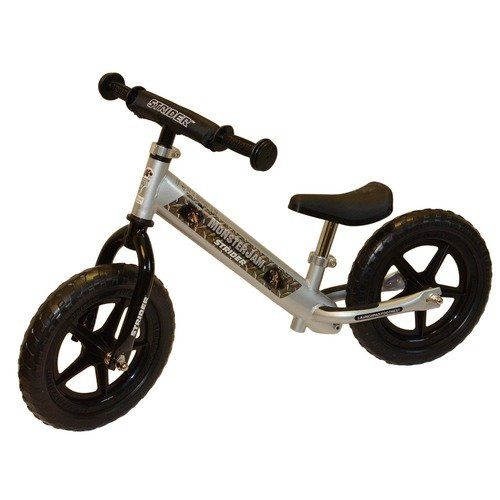 Strider Sports No-Pedal Balance Bike in MONSTER JAM